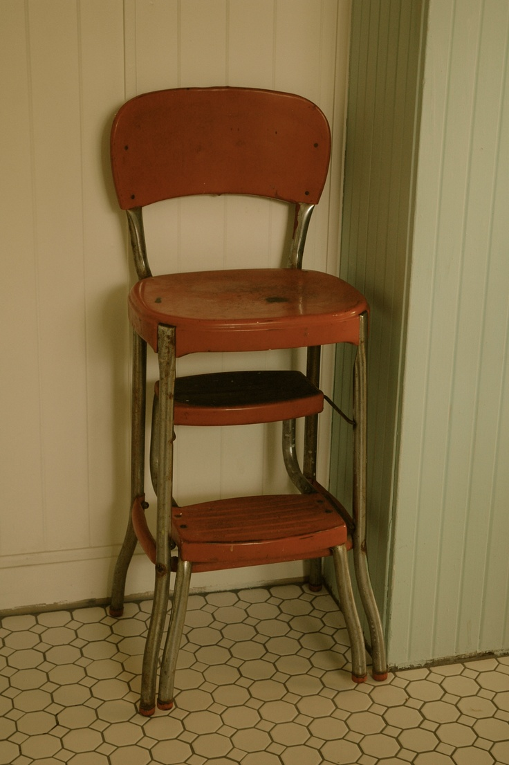 Ericau0027s baby high chair was a antigue step stool .Painted Red then Pink thenu2026 & 87 best Cosco Step Stool images on Pinterest | Kitchen stools ... islam-shia.org