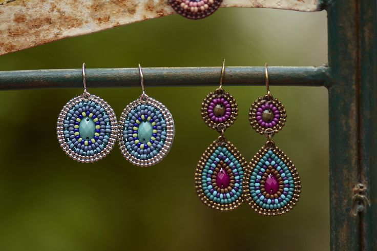 #biba #experience #bijoux #sieraden #jewels #summer #earrings