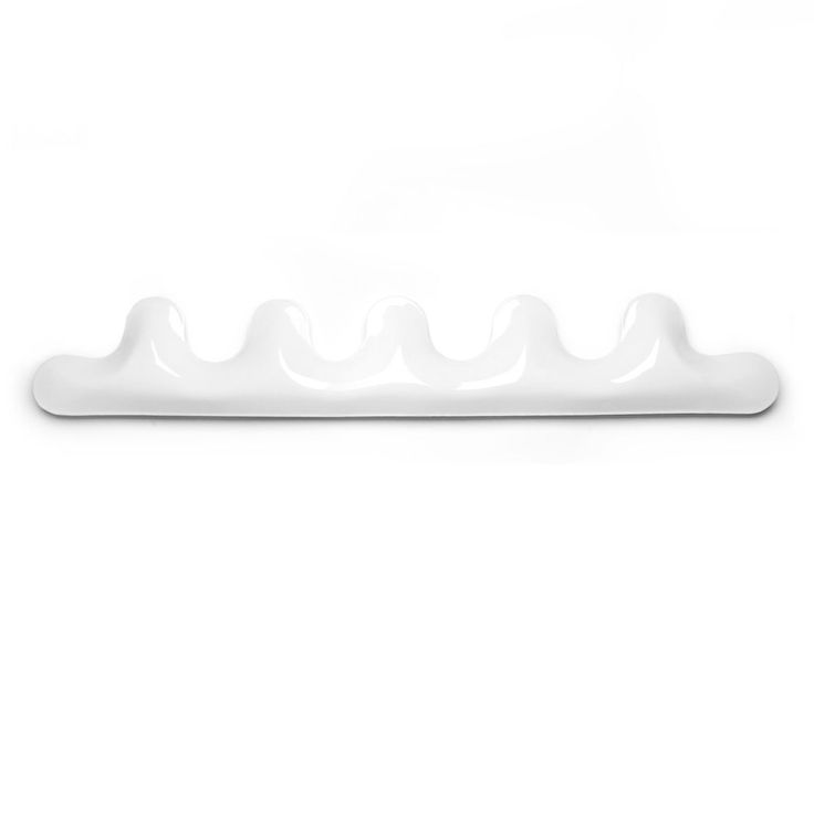 Zieta Prozessdesign Zieta - Kamm 5 Wandgarderobe, weiß Weiß H:13 B:77 Jetzt bestellen unter: http://www.woonio.de/produkt/zieta-prozessdesign-zieta-kamm-5-wandgarderobe-weiss-weiss-h13-b77/