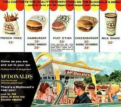 Vintage Prices!