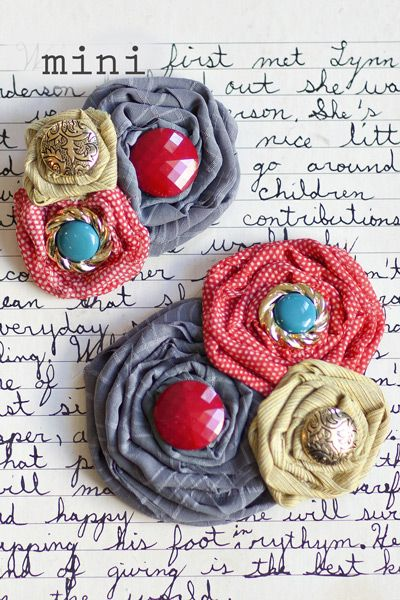 I should try making one of these-they look a lot quicker to make than the ones I've been making.