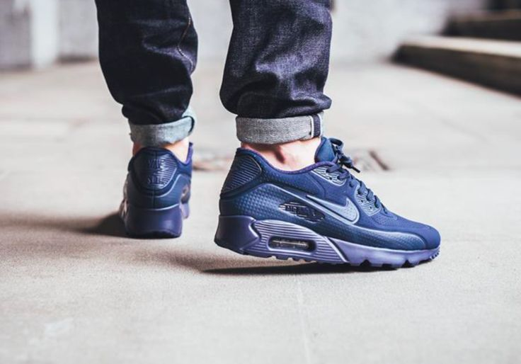 Nike Air Max 90 Ultra Moire (Midnight Navy)
