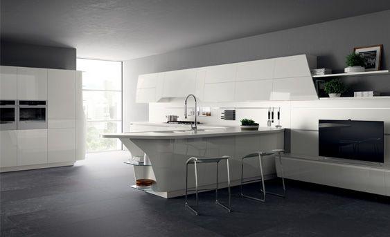 Italian Kitchen Cabinets | Scavolini USA Official Site