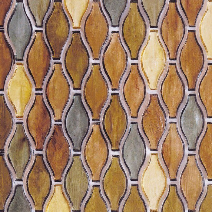 discount glass tile store hirsch silhouette desert chic art glass mosaic free shipping