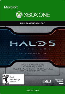 Halo 5 Guardians Digital Deluxe Edition - Xbox One [Digital Download]