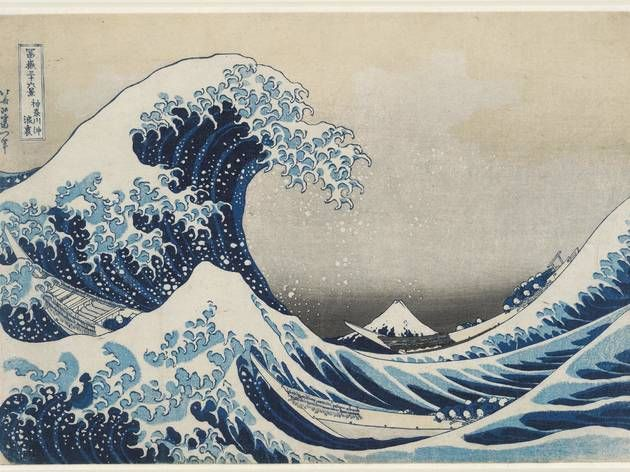 Hokusai: Beyond the Great Wave | British Museum | Art in London