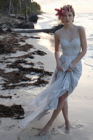 Vivienne Gown in New at BHLDN