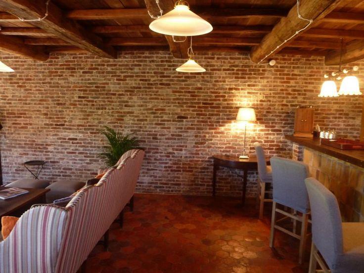 1000 id es sur le th me murs de briques rouges sur pinterest couleurs de sa - Habiller un mur interieur ...