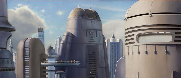 Star-Wars-The-Empire-Strikes-Back - cloud-city-matte ...