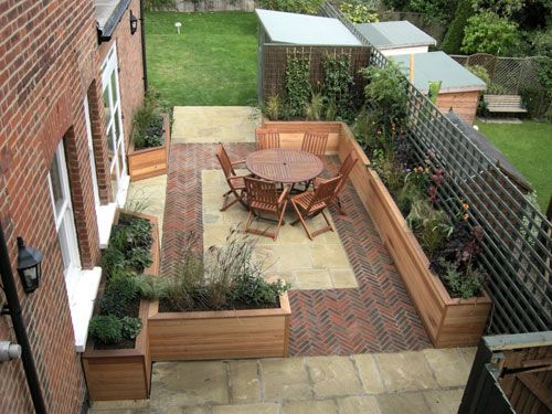 A garden for children by London based garden design and landscape company Olivebay.