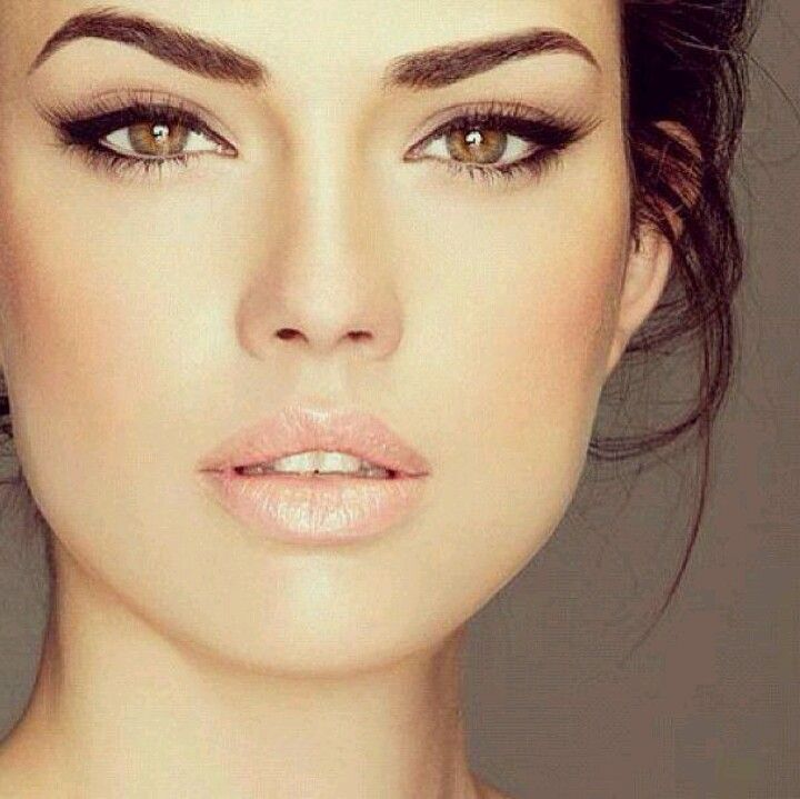 Maquillaje.  natural