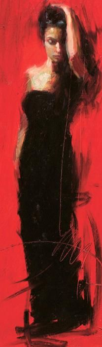 Scarlet Beauty by Henry Asencio ♥✤   Keep the Glamour   BeStayBeautiful