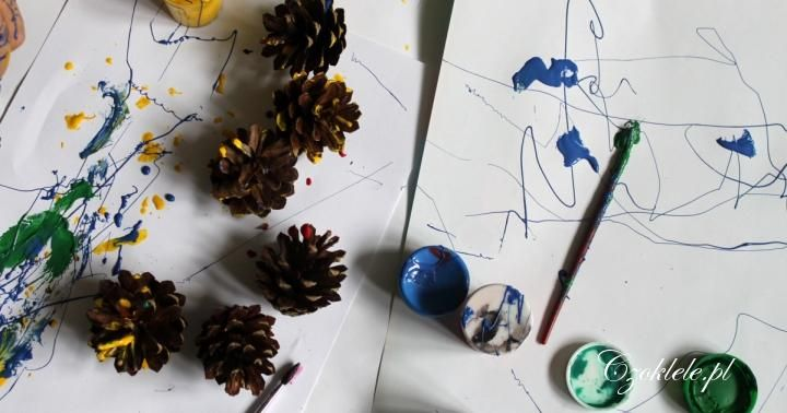 Pomysł na zabawy domowe, kreatywne zabawy dla dzieci, malowanie folii, zabawy dla dwulatka