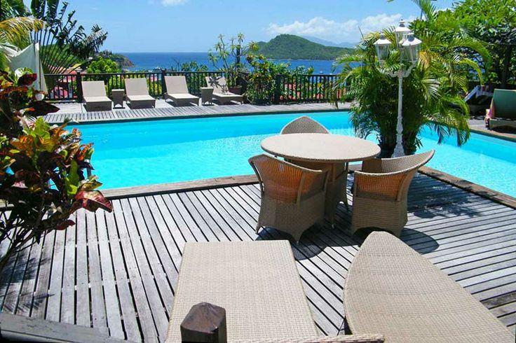 Reservation Auberge Les Petits Saints aux Saintes en Guadeloupe