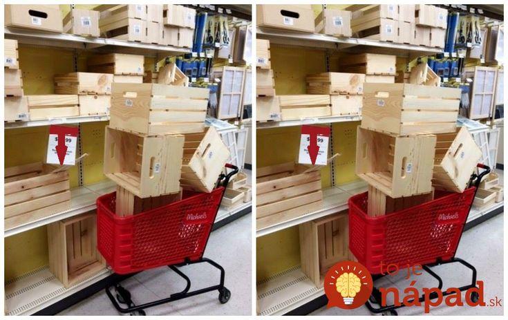 Úžasné nápady, ako premeniť obyčajné drevené debničky na krásne kúsky do vášho domova. Je to úplne jednoduché, stačí ich správne použiť a máte z nich originálnu knižnicu, konferenčný stolík, botník a dokonca aj písací stôl.