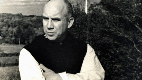 THOMAS MERTON AND SPIRITUAL MASTER!