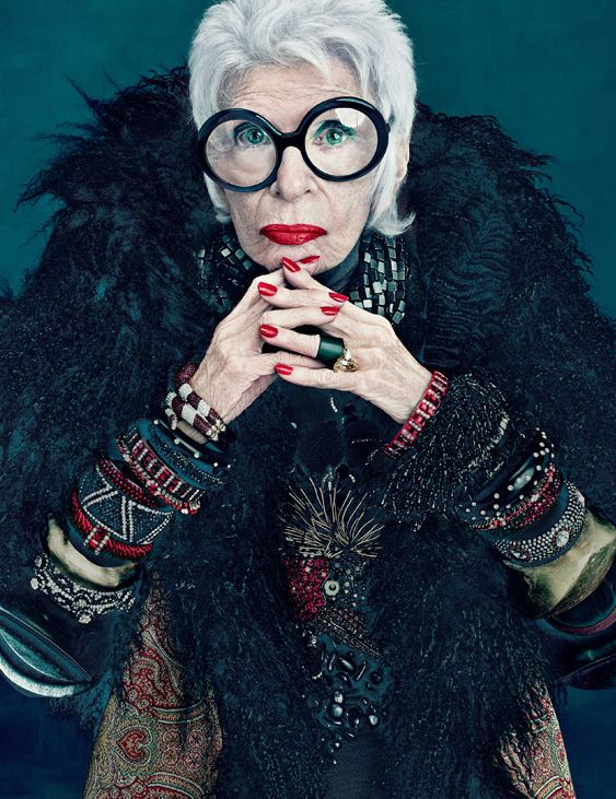 The Alison Show: Obsessed: Advanced Style