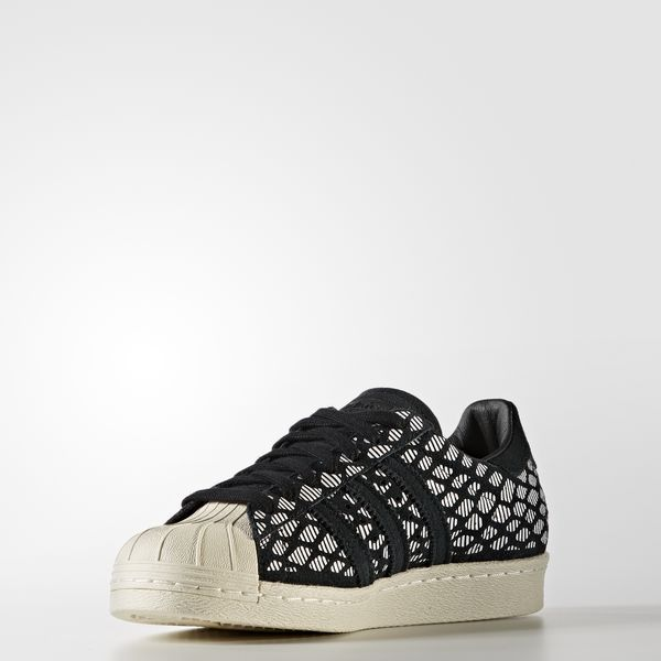 adidas Superstar 80s Shoes - Womens High Tops