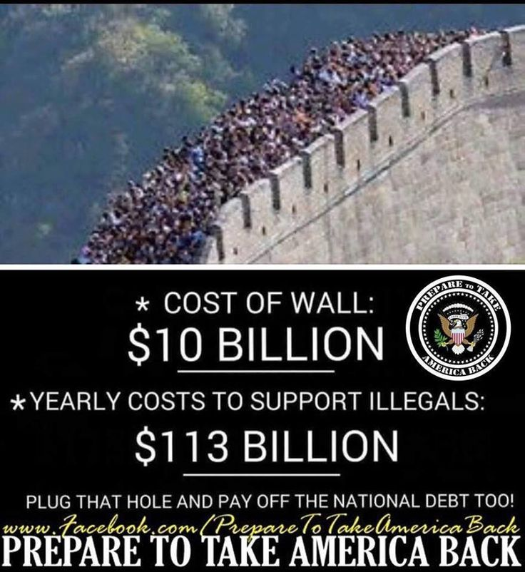 Simple Math! America Wins! Vote Trump to turn America around and make it Greater than EVER!