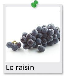 Les raisins de l'Ontario produisent des vins de glace de renommée mondiale. Congelés, ils constituent une gâterie rafraîchissante. Comme une portion de 10raisins ne contient que 15calories, aussi bien en profiter! Il suffit de nettoyer les fruits, de les congeler et de les déguster!