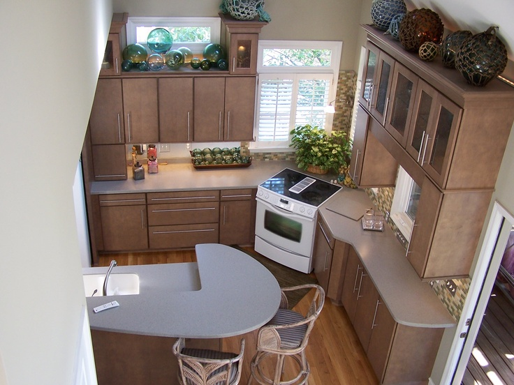 93 best images about kitchen on pinterest for Unique small kitchens
