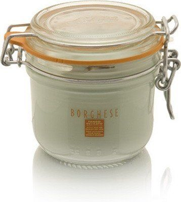 Borghese Fango Delicato Active mud for delicate Dry skin (Jar) 7.5oz / 221ml by Borghese. $21.82. Masks & Peels. Borghese Fango Delicato Active mud for delicate Dry skin (Jar). New in Box. **No U.S. Sale Tax** 7.5oz / 221ml. Borghese Fango Delicato Active mud for delicate Dry skin (Jar) Skin soothing Italian mud that is gentle enough to make even the driest skin feel comfortable and pampered. The exclusive cocktail of moisturizing, calming and protective ingredients i