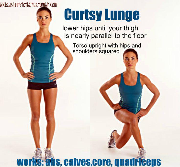 Hammer curl single leg lunge