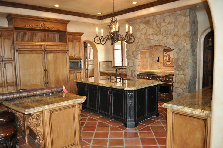 1000 images about spanish style kitchens on pinterest mediterranean kitchen islands and tile for Spanish style kitchen design