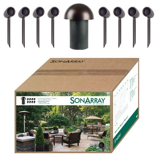 Wired@Home.com - SonArray SR1 by Sonance Outdoor Speaker System with 8 Speakers and 1 Subwoofer, $1,599.99 (http://www.wiredathome.com/sonarray-sr1-by-sonance-outdoor-speaker-system-with-8-speakers-and-1-subwoofer/)