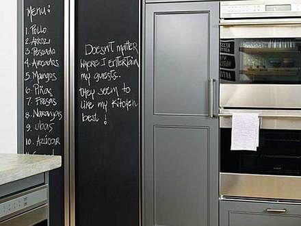 Kitchen Chalkboard Paint Ideas