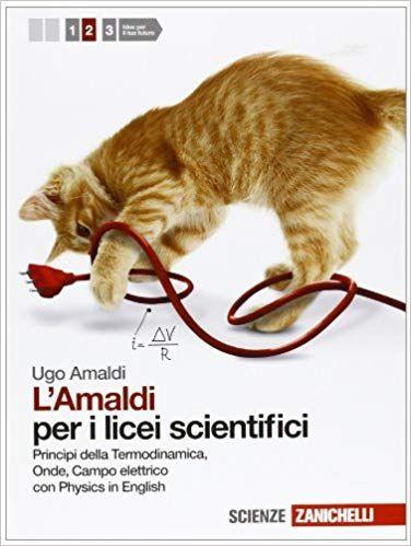 Ugo Amaldi Il nuovo Amaldi per i licei scientifici