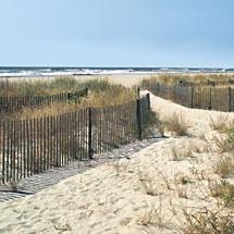 Entering Rehoboth Beach