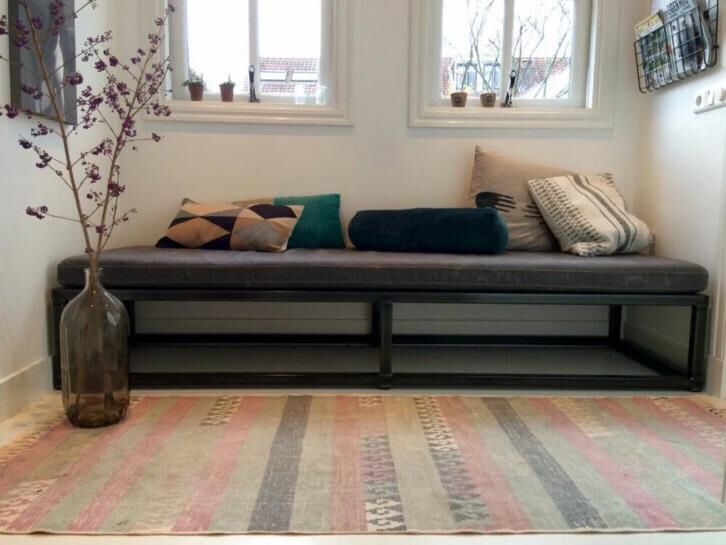 Daybed 'ibiza style' ( exclusief kussen)