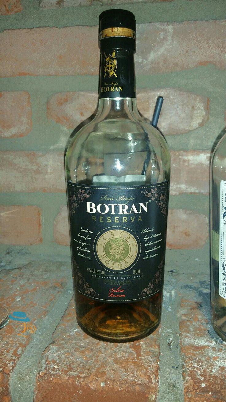 Botran Rum.