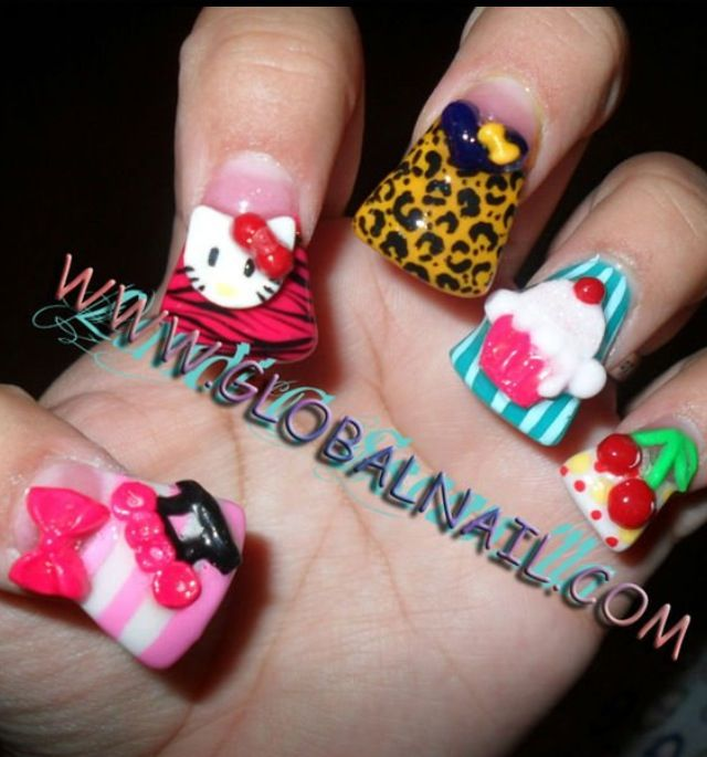 Duck nails - 100 Best Duck Nails Acrylic Images On Pinterest Duck Flare Nails
