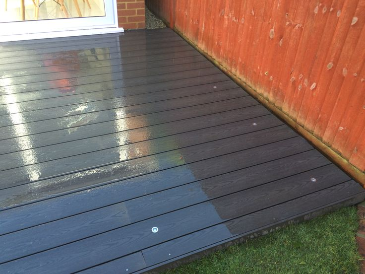 131 best everything timber images on pinterest for Alternative to decking