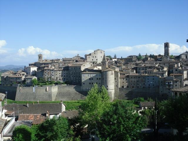 Anghiari (Tuscany, Italy)