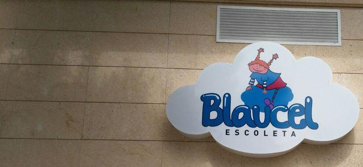 #Blaucel - #Rotulación en #Mallorca / Solicita presupuesto sin compromiso en www.luminososmca.com