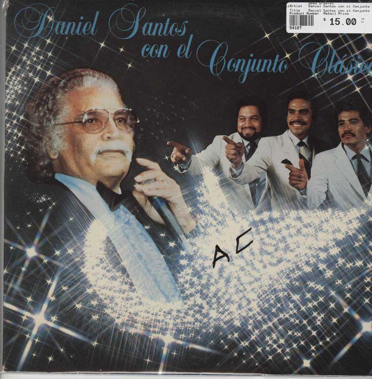 Daniel Santos con el Conjunto Clasico - Daniel Santos con el Conjunto Clasico