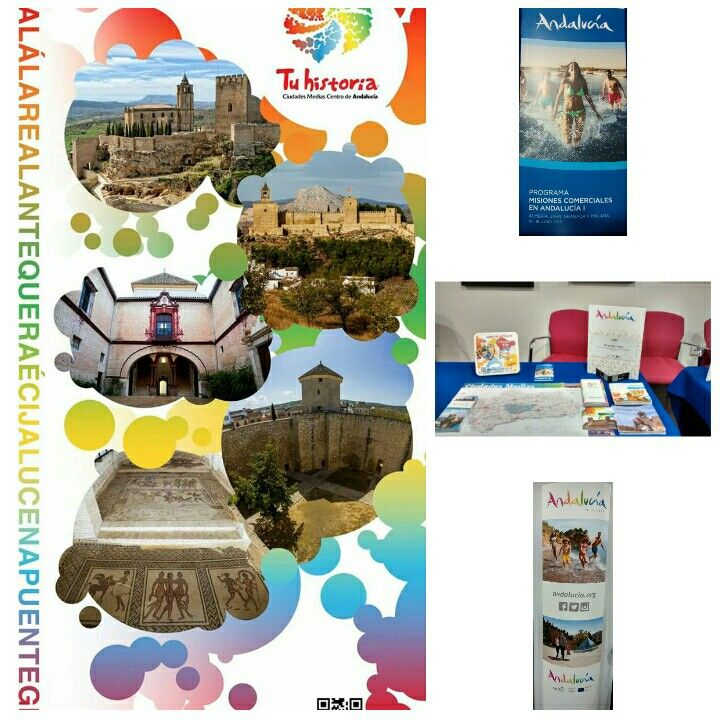 Comenzamos las #MisionesComerciales en Andalucía I. Hoy en #Almeria