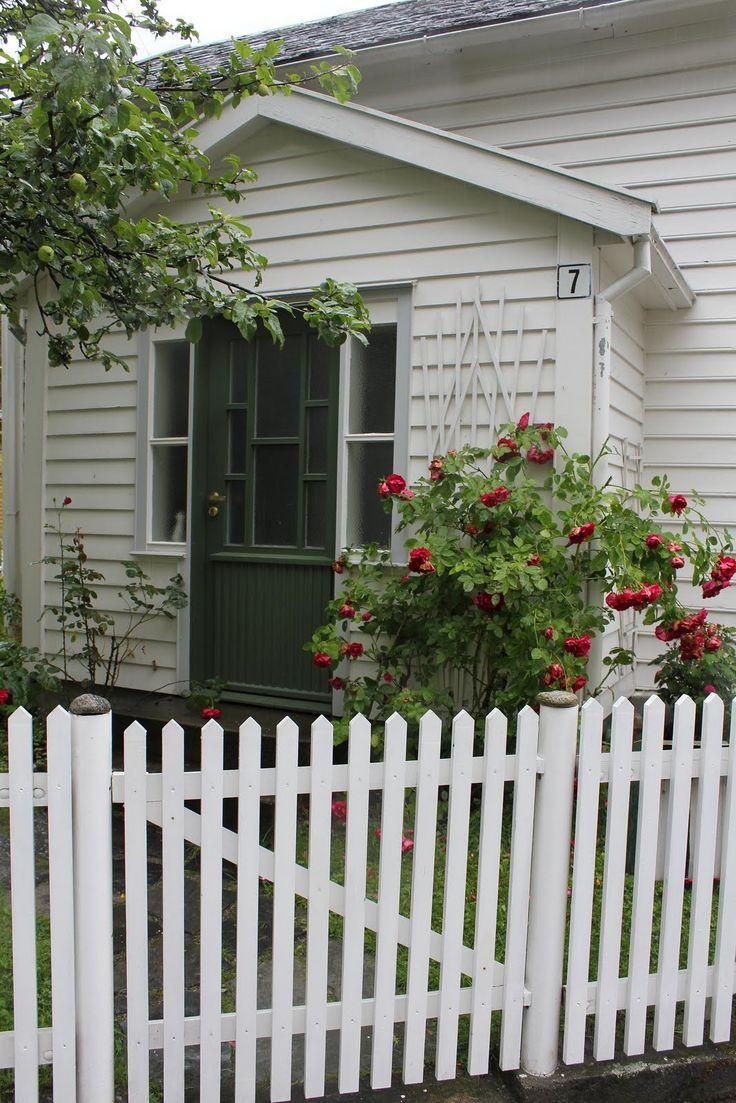 Bekkas blogg: En vakker samling gamle hus
