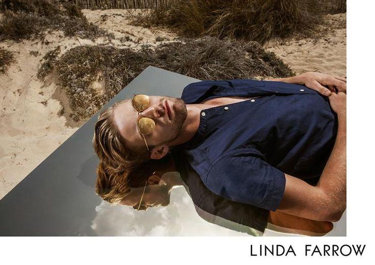 RJ King- Linda Farrow S/S 16 (Linda Farrow)