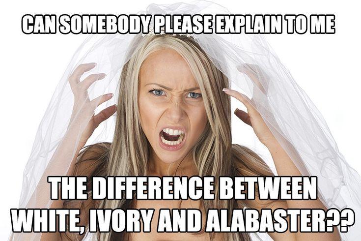 Pix For > Bridesmaid Dress Meme   Mod Bride   Pinterest   Wedding meme