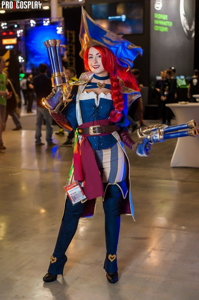 captain_fortune_by_jokerlolibel-d9c0vck Cosplay - Miss Fortune - League of Legends #108