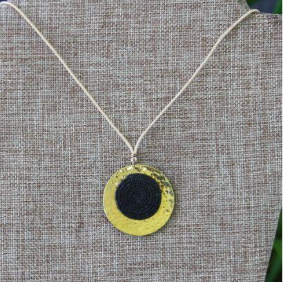 Sun Pendant (Kaleidoscope)