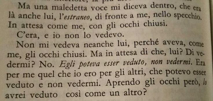 Uno, nessuno è cemtomila-L. Pirandello