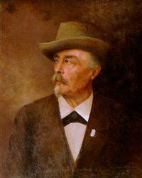 Brustportrait Hans von Bülow by Friedrich von Willemoes-Suhm