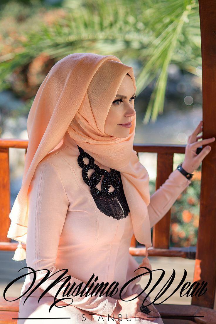 Queen Hijab Poudre – Muslima Wear