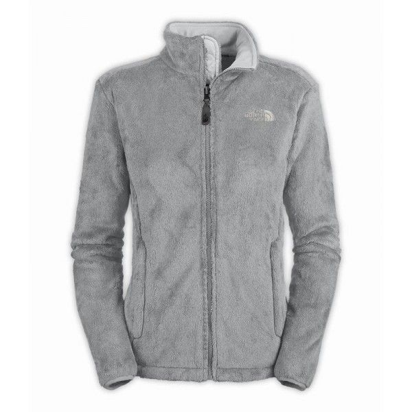 da538e9a8df3 ... The North Face Womens Osito Jacket Metallic Silver ...