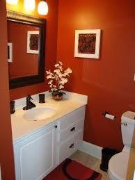 Resultado de imagen para sala minimalista naranja
